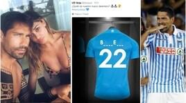 Sole, mare, donne e gol: Borriello giocherà a Ibiza