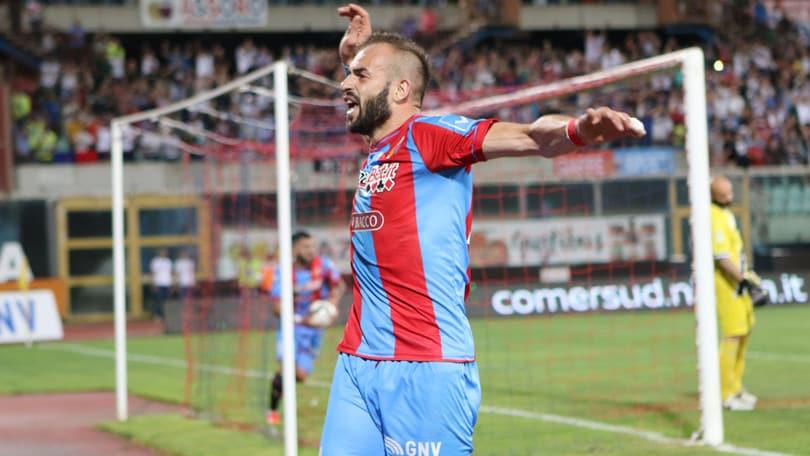 Calciomercato Catania, Curiale rinnova fino al 2021