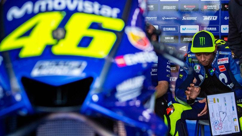 MotoGp Thailandia, Rossi:
