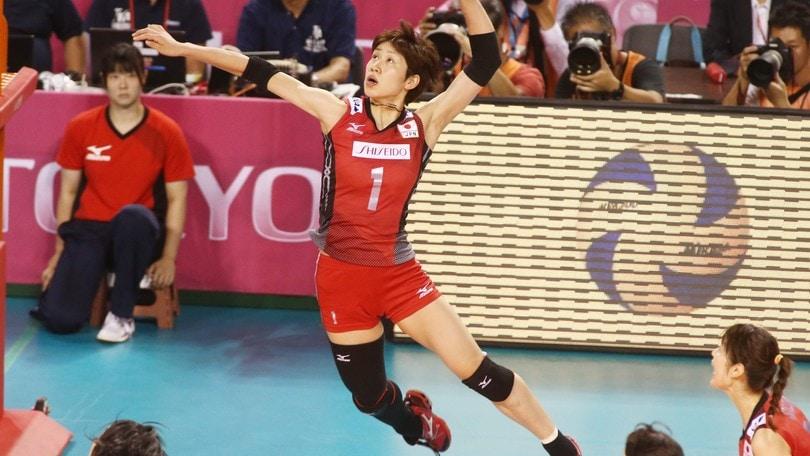 Volley: A1 Femminile, Conegliano chiude il roster con Miyu Nagaoka