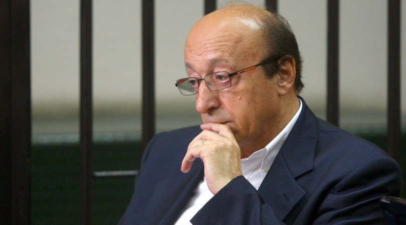 L'intervista definitiva a Luciano Moggi sul Corriere dello Sport-Stadio