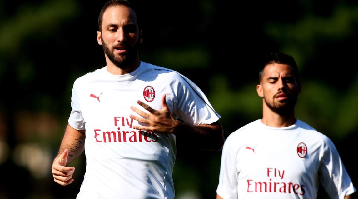 L'argentino cercherà il primo gol con la maglia del Milan nella sfida di venerdì contro i giallorossi