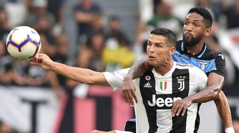 Lazio, Wallace: «Voglio incorniciare la maglia di Ronaldo»
