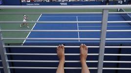 Tennis: NY troppo calda,scatta heat rule