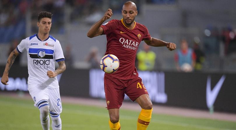 Roma, con il Milan si cambia: c'è Nzonzi nel 4-2-3-1