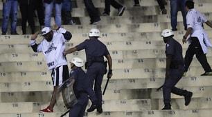 Incidenti in Coppa Libertadores, sospesa Santos-Independiente