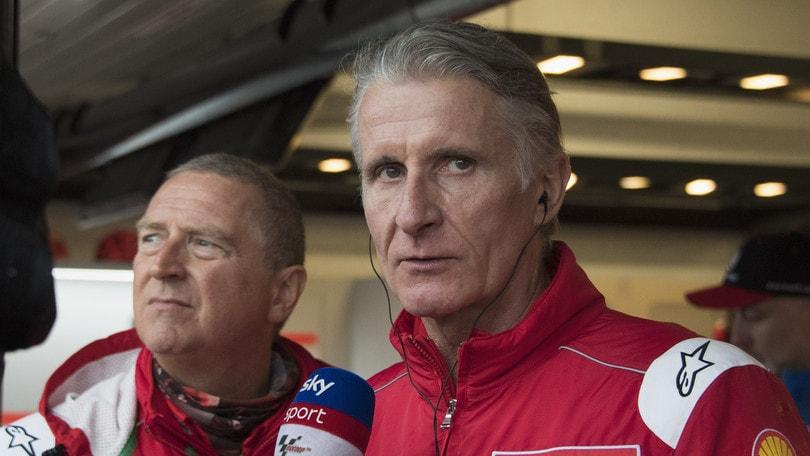 Superbike Ducati, Ciabatti: «Abbiamo fatto la scelta giusta con Bautista»