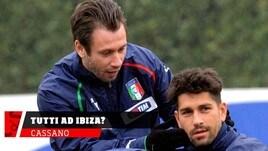Cassano, anche lui con Borriello ad Ibiza?