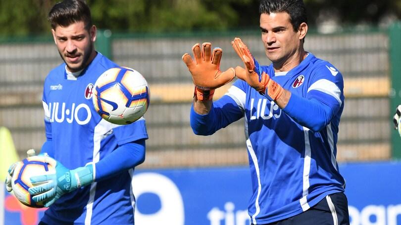 Serie A Bologna, distorsione per Da Costa: salta l'Inter