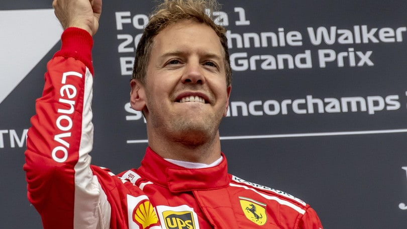 F1, Vettel dà il benvenuto a Monza