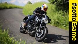 #SottoEsame Suzuki SV650X-TER