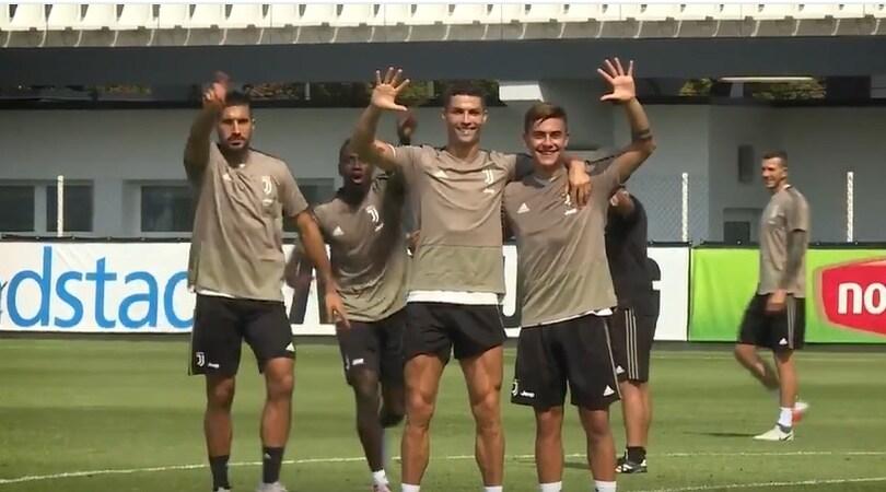 Juve, magie e sorrisi: Cristiano Ronaldo e Dybala vincono, ma c'è chi non è d'accordo