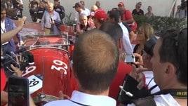 Ferrari, festa per il popolo rosso a Milano!
