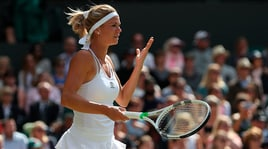 Us Open: avanti Svitolina, Strycova e Stephens. Giorgi fuori con la Williams