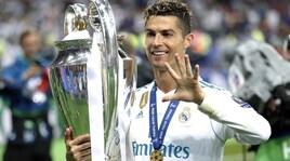 Miglior giocatore Uefa: Cristiano Ronaldo sfida Modric e Salah