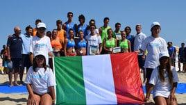 Beach Volley: Kinderiadi, doppia vittoria per il Veneto