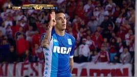 Pazzia Centurion, calcio a Perez e odio per il River Plate