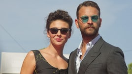 Venezia, Alessandro Borghi e Jasmine Trinca a Venezia per il film su Stefano Cucchi