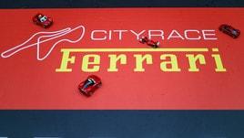 Il Ferrari Store City Race a Milano