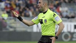Serie A Milan-Roma, arbitra Guida. Parma-Juventus a Doveri