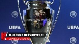 Sorteggi Champions, tanti rischi per le italiane