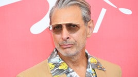 Jeff Goldblum, una star a Venezia