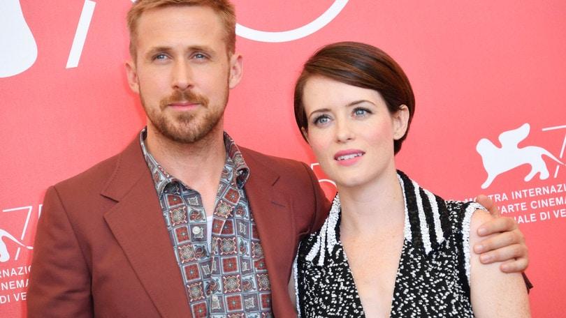 Il Primo Uomo, trionfo a Venezia per Ryan Gosling