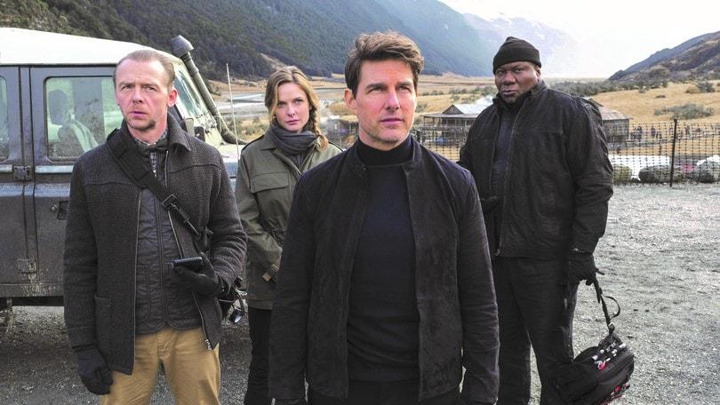Incredibile Tom Cruise