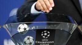 Sorteggi Champions: non male per Roma e Juventus, Napoli e Inter sfortunate