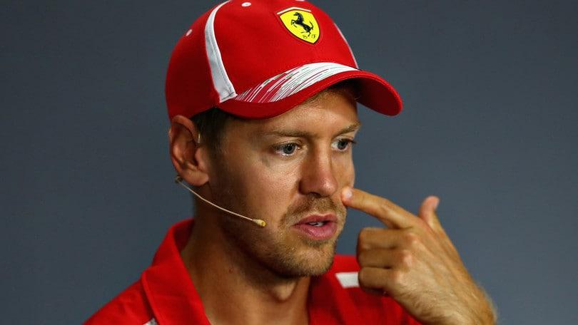 F1, Monza: nelle quote Vettel parte in testa