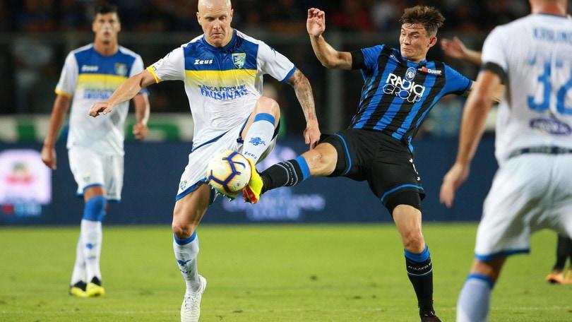 Serie A Frosinone, differenziato per Hallfredsson