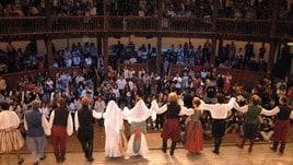"""Al Globe Theatre """"La Bisbetica Domata"""""""