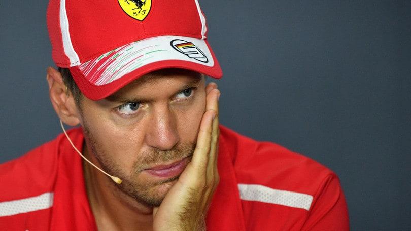 F1 Monza, Vettel: «Voglio fare meglio del podio»