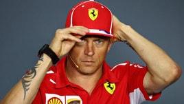 F1 Monza, Raikkonen: «Non pensiamo di essere i super favoriti»