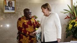 Merkel, serve partnership Ue-Africa