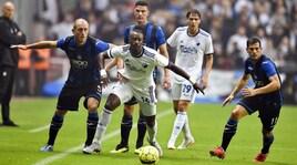Europa League, Gomez e Cornelius sbagliano: Atalanta fuori ai rigori