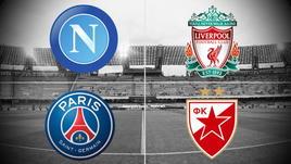 Champions: Ancelotti sfida Liverpool, PSG e Stella Rossa