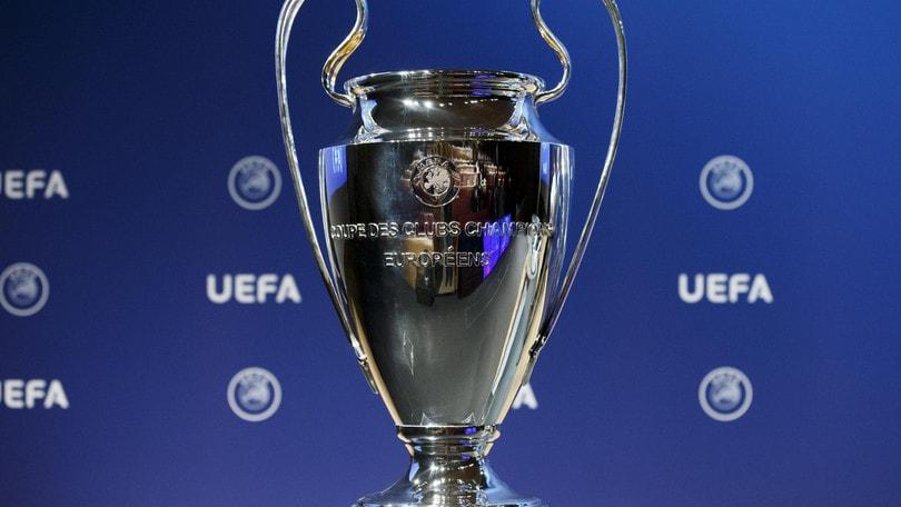 Champions League, ecco le date e gli orari delle partite