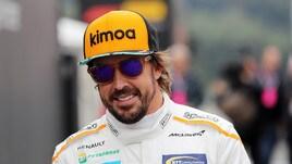 F1 McLaren, Alonso: «Grazie Italia. Grazie Monza»