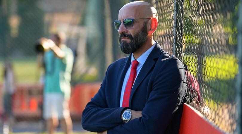Monchi: «Malcom-Barça? Fa parte del gioco»
