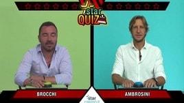 Torna Star Quiz: Massimo Ambrosini contro Cristian Brocchi