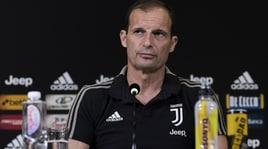 Juventus, Allegri: «Ronaldo? Arrabbiato per il mancato premio Uefa»