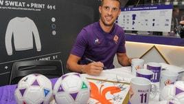 Serie A Fiorentina, Mirallas torna in gruppo