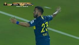 Copa Libertadores, l'Apache Tevez ancora in gol
