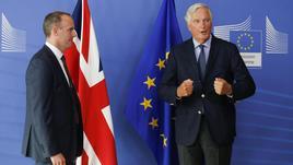 Barnier, accordo entro ottobre possibile
