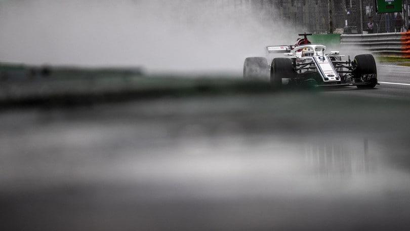 F1 Monza: pauroso incidente per Ericsson, illeso