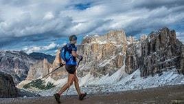 Sold out il trail lungo del Delicius Trail Dolomiti