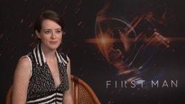 Il primo uomo: intervista a Claire Foy