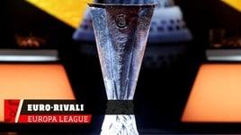 Europa League, Olympiacos e Marsiglia per Milan e Lazio