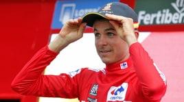 Vuelta: la 7ª tappa a Gallopin, Molard resta in 'roja'